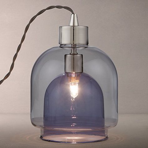 ambience two layer glass table lamp glass table lamps glass table