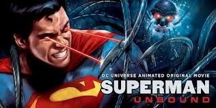 **SUPERMAN UNBOUND**  UV CODE ONLY!! Go to listia.com....earn credits..use those credits to bid on & win this movie! It's FREE!!