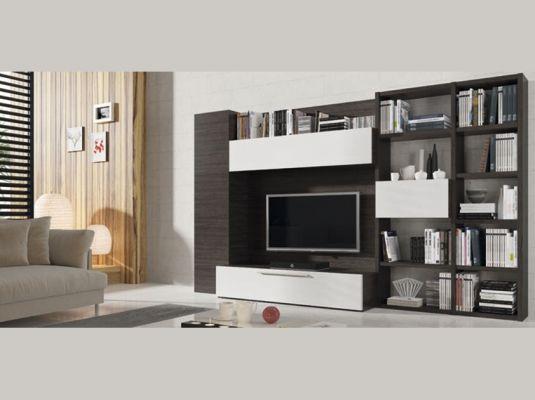 Fotografía de Muebles de salones modernos ACQUA 08 | SALON ...