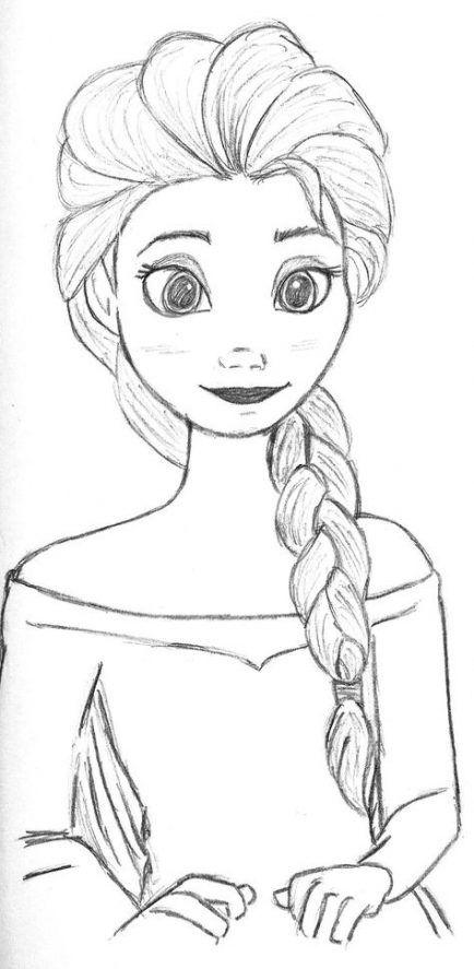 39 Ideas Drawing Sketches Disney Princesses Beautiful Drawing