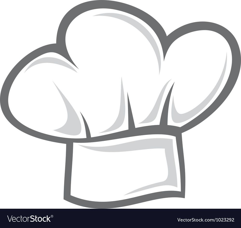 Chef Hat Download A Free Preview Or High Quality Adobe Illustrator Ai Eps Pdf And High Resolution Jpeg Versions Id Hat Vector Chefs Hat Chef Hats For Kids