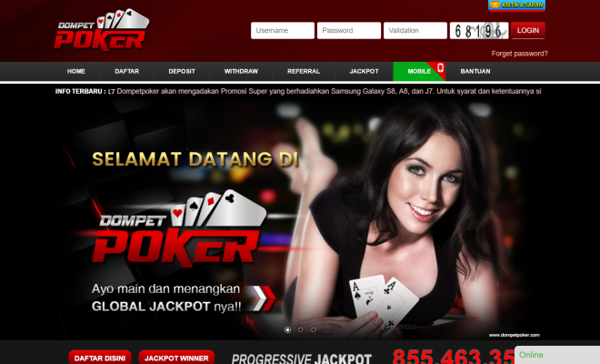 Info poker terbaru motherboard video card slot