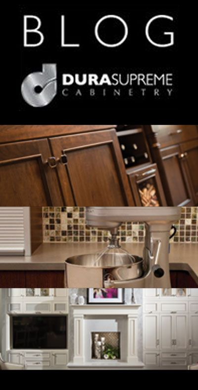 Dura Supreme Cabinetry Blog features home design tips, trick ...
