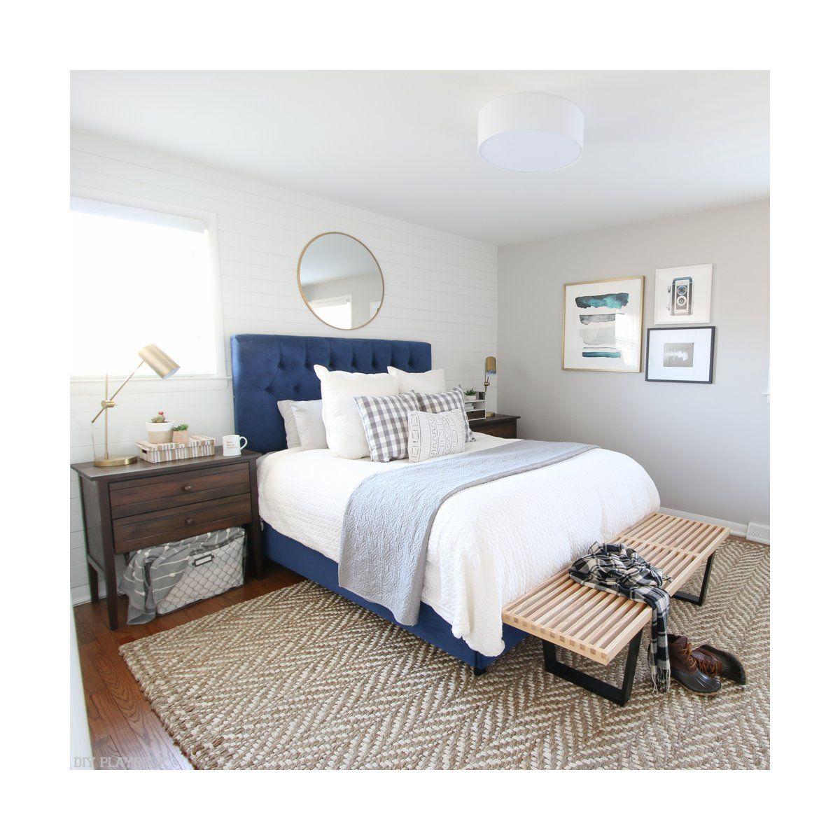 Best Elsa Upholstered Wingback Headboard Home Decor Bedroom 640 x 480