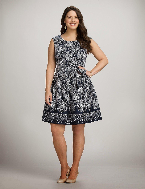 2213d486330 Vestidos casuales para gorditas | ! + Sizes Clothes ! | Vestidos ...