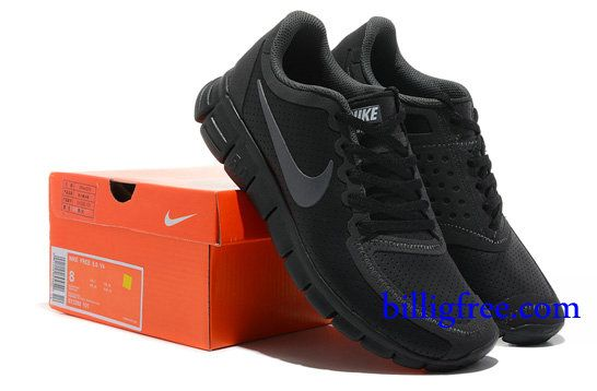 Nike Free 5.0 Schwarz Herren Sneakers Günstig Online