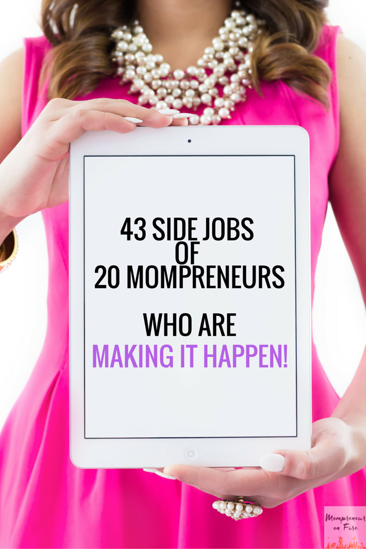 43 Side Jobs of 20+ Women & Moms Who Are Making It Happen ...