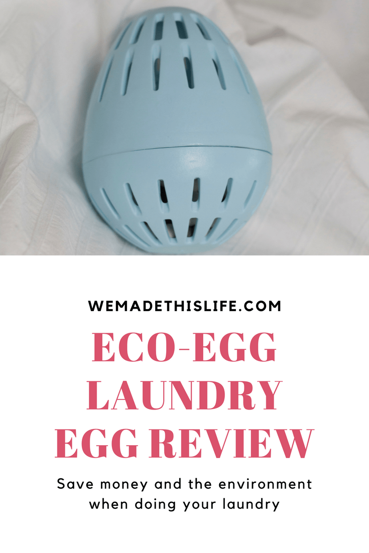 Ecoegg Laundry Egg Review Eco Friendly House Natural Cleaning