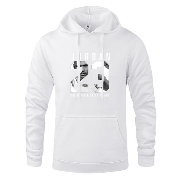 476b4e2d91e06c Jordan 23 Hoodie. 2018 Brand JORDAN 23 Men Sportswear Fashion brand Print  Mens hoodies Pullover Hip Hop Mens tracksuit