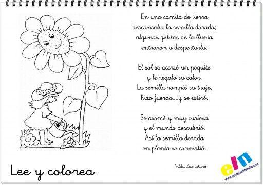 9 Ideas De Poemas Primavera Poemas De Primavera Poemas De Primavera Para Niños Poemas