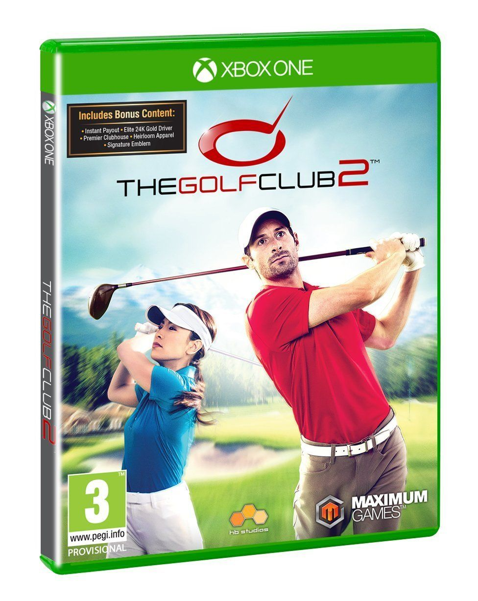The Golf Club 2 Xbox One >>> You can get more details by