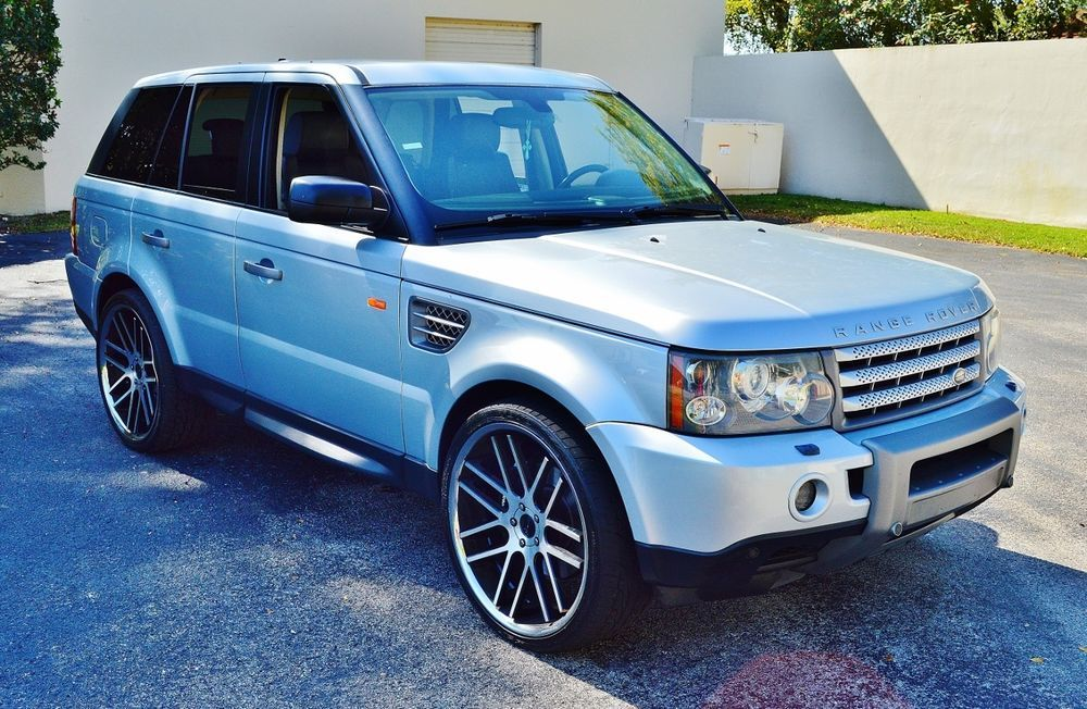 2006 Land Rover Range Rover Sport Supercharged AWD
