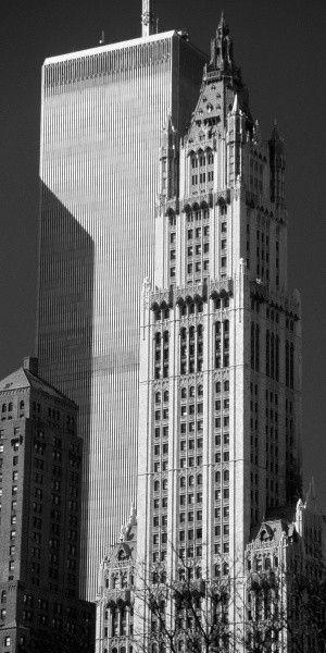 Pin En World Trade Center