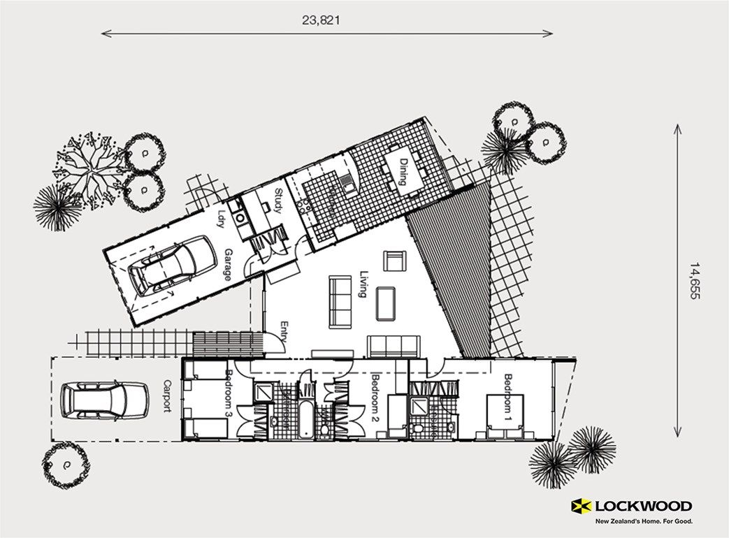 Vista - House Plans New Zealand | House Designs NZ | Architecture ...