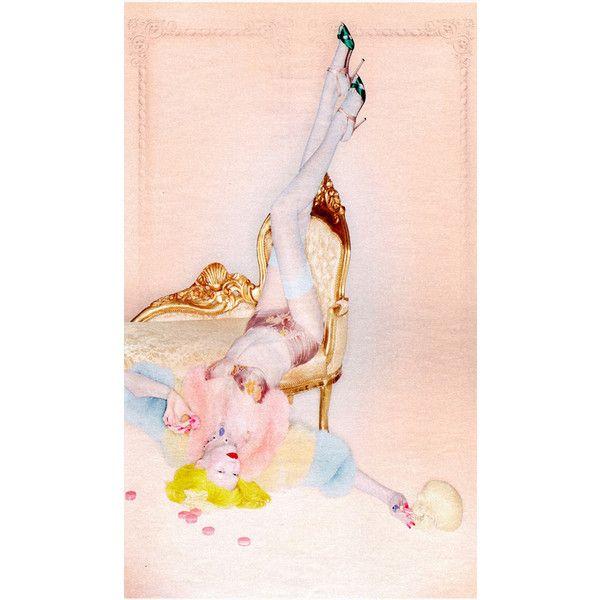 Karlie Kloss | Nick Knight | W October 2012 | SweetEscape - 3 Sensual... via Polyvore