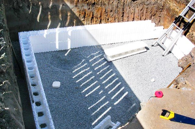 Pool Construction Thermacell Australia Pool Construction Insulated Concrete Forms Thermacell