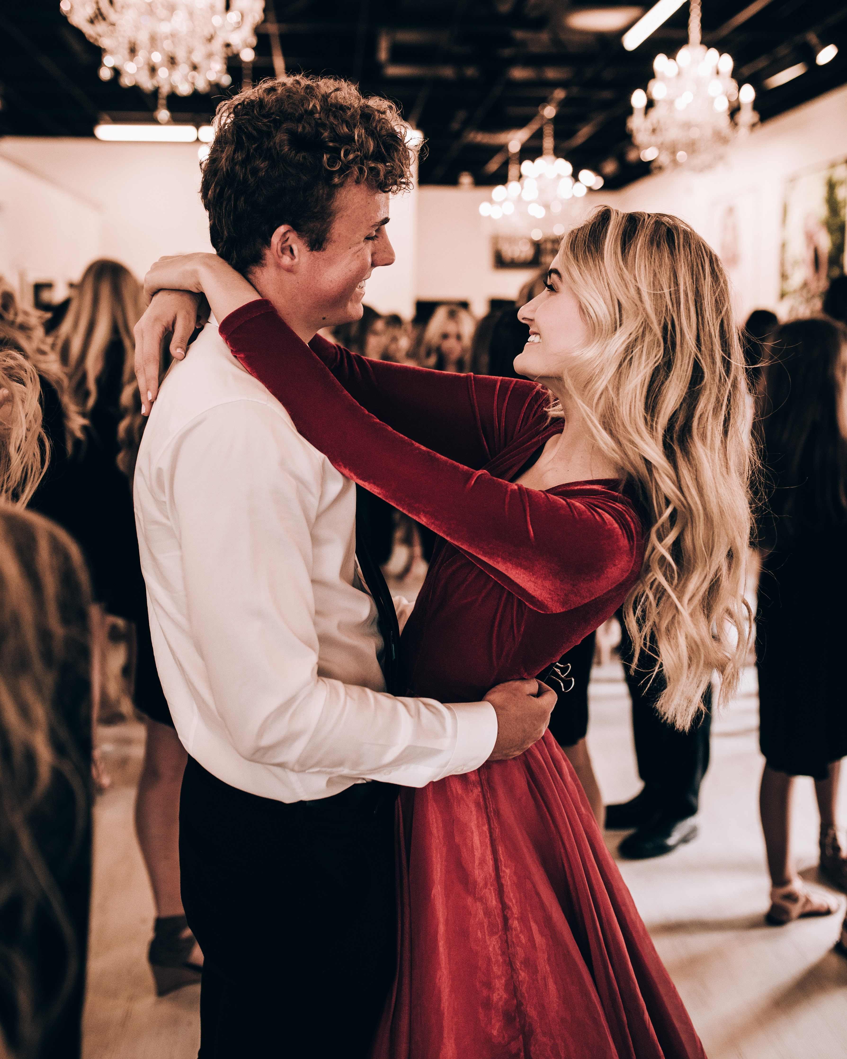 Ypsilon Dresses Couple Goals Cutest Couple Prom Dance Homecoming