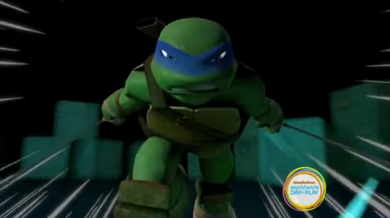Leonardo 2012 Tv Series Gallery Tmntpedia Leonardo Tv Series Tmnt