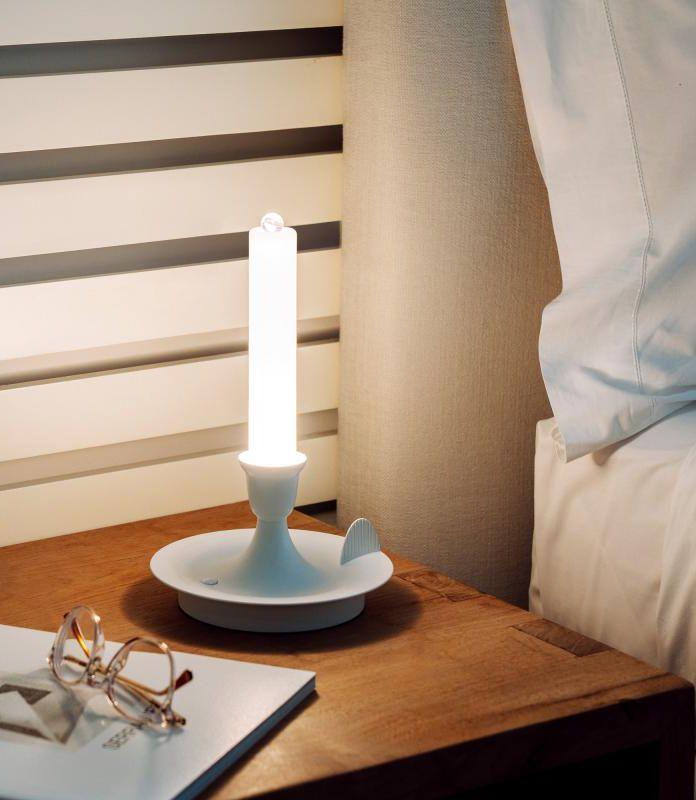 Milan Candelier LED Tischleuchte mit Dimmer - 6731