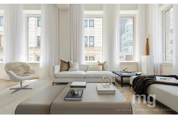Main gallery with sold new york staging company interior marketing group