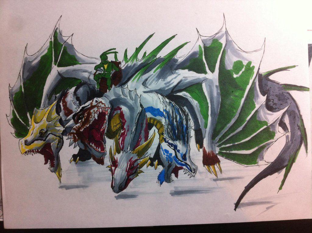 Ultra Dragon I Miss Him So Much Ninjago By Joshuad17deviantart