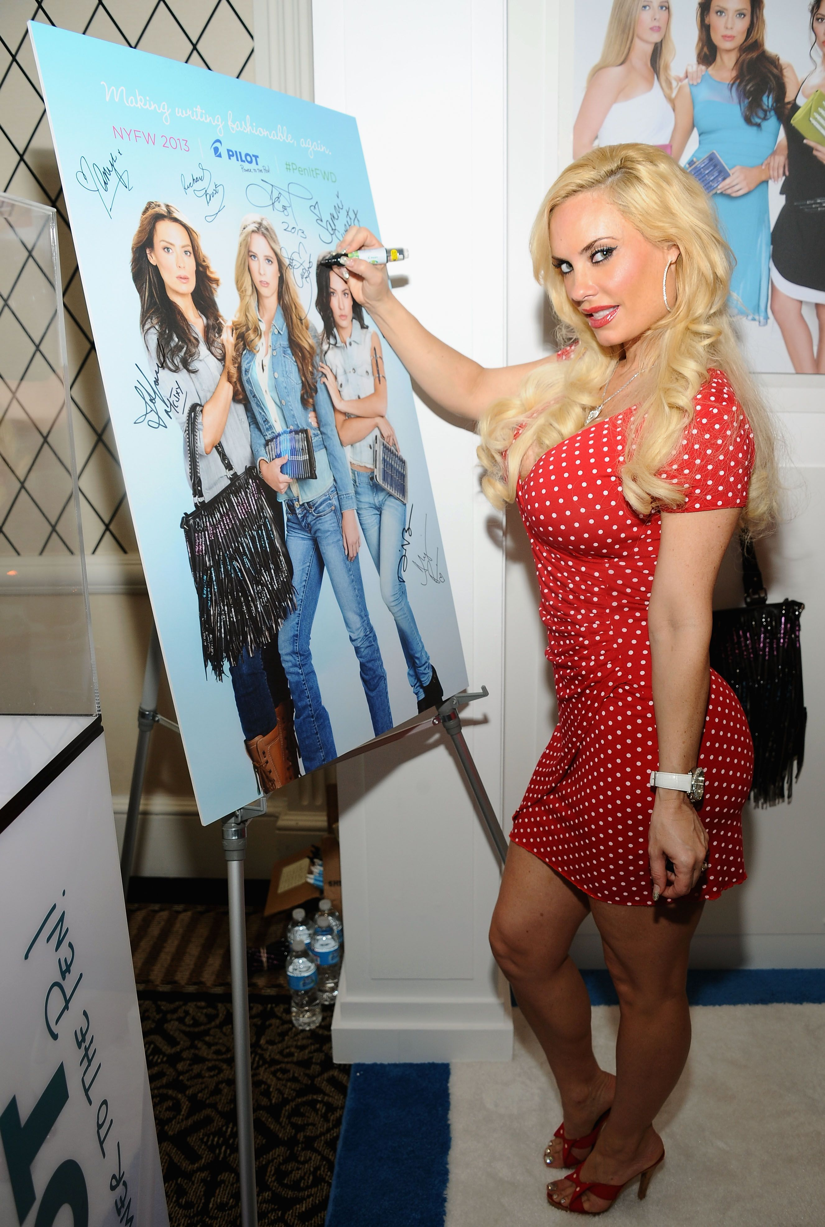 With coco austin short dress the intelligible
