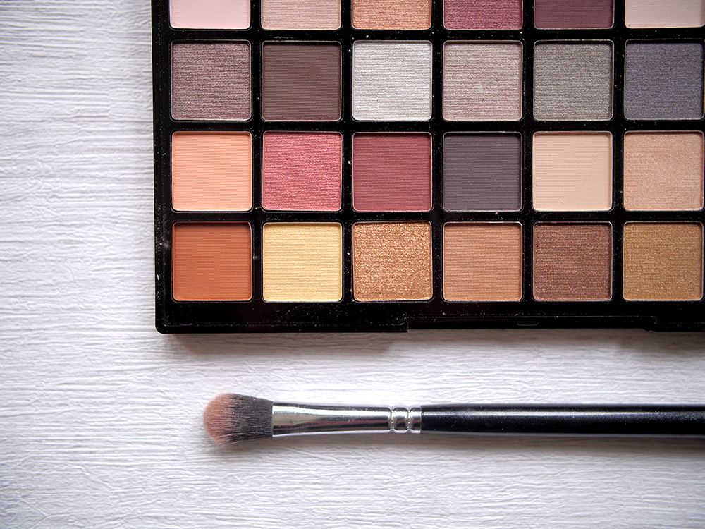 The must have autumn eyeshadow palette Vegan and cruelty