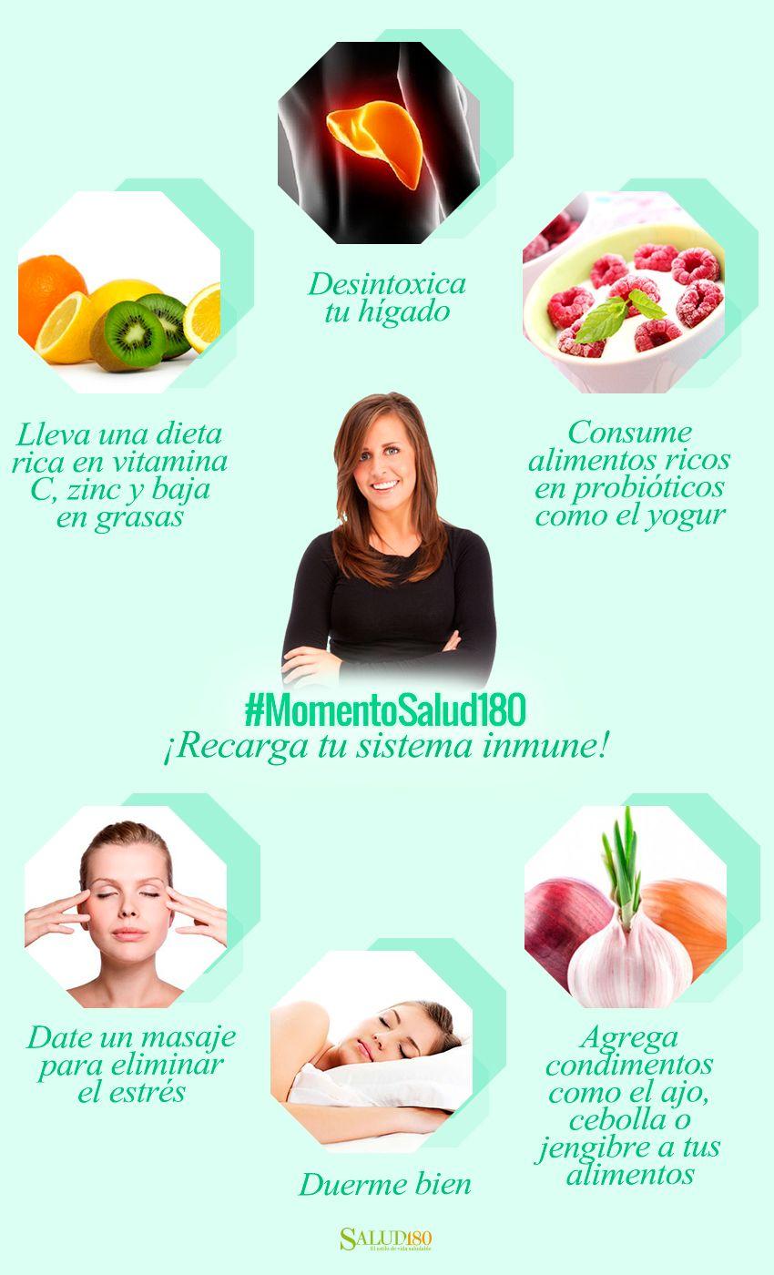 las mejores vitaminas para el sistema inmune