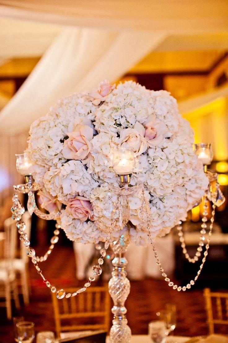 Diy elegant wedding decorations  Magnificent Centerpiece  Fairytale Weddings uc  Wedding Details