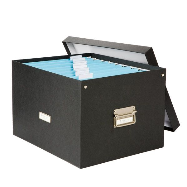 The Container Letter Legal Stockholm File Box One For Each Kid Saving Stuff