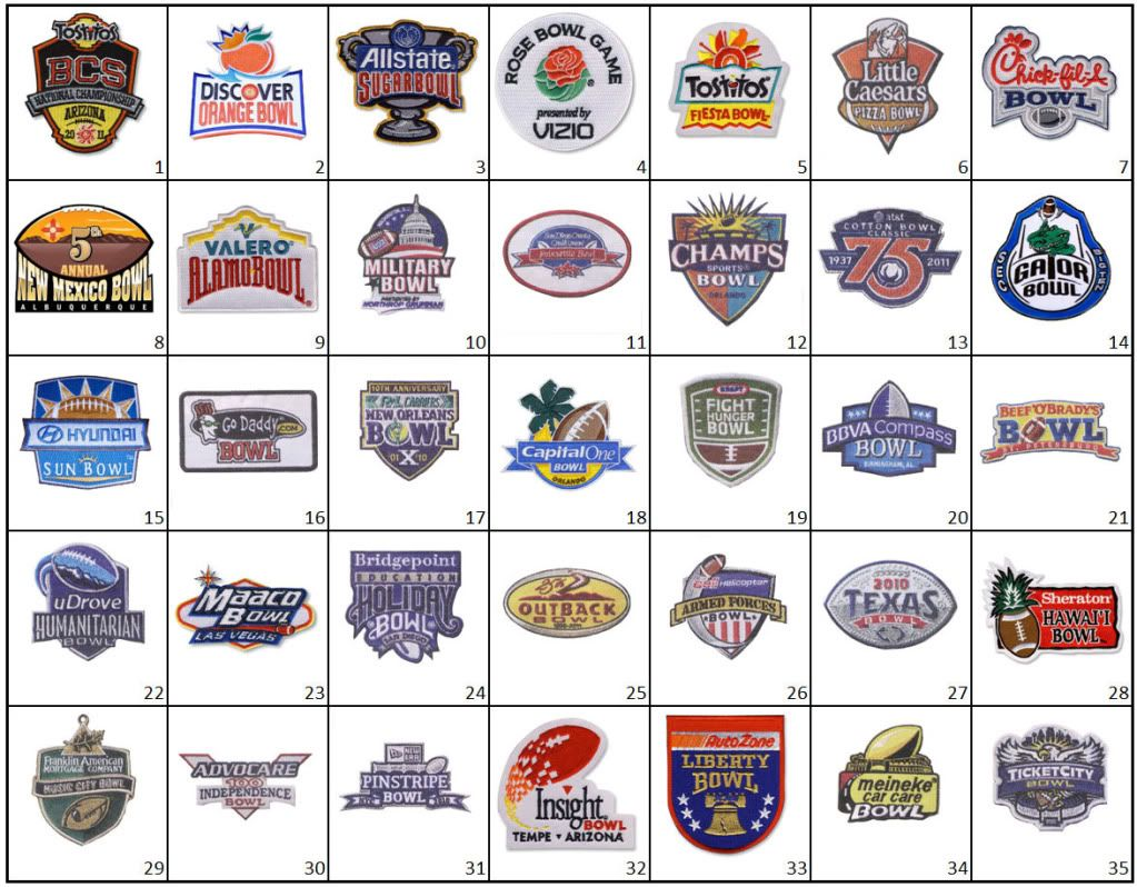 College bowl game logos college bowls bowl game