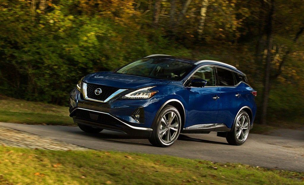 Nissan Murano 2020 Tendra Algunos Pequenos Cambios Que Lo Vuelven Mas Elegante Y Deportivo Nissan Murano Nissan Ford Modelo A