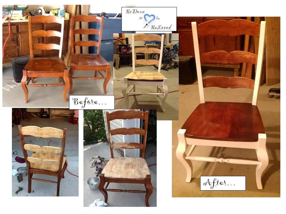 Exceptional Two Chairs Found At This Old Place In Clarksville, TN For 8 Dollars Each! Furniture  RestorationAnnie ...