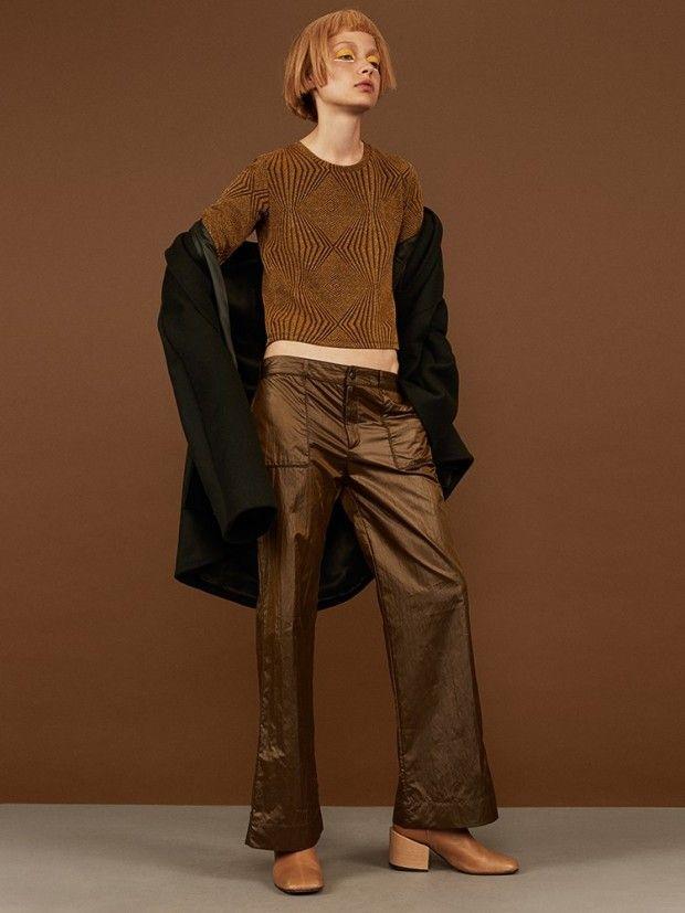 Becca Breymas by Hordur Ingason for I-D Pre-Fall 2015 [fashion]