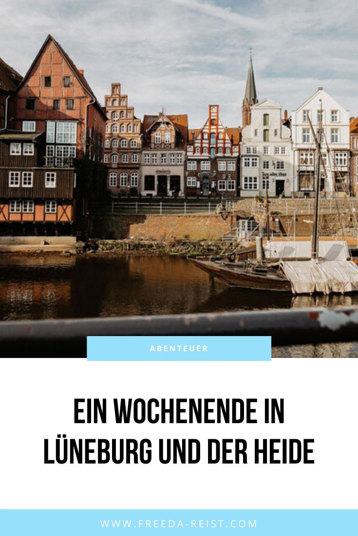 Juhu Wochenende Ausflug Nach Luneburg In 2020 Ausflug Urlaub Luneburger Heide Reisen Deutschland
