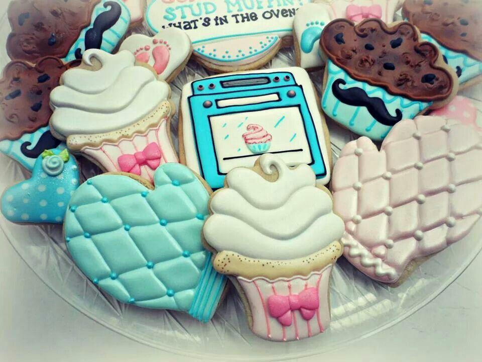 Baby Baker Cookies