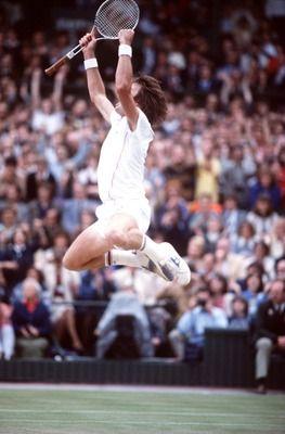 Connors 1982 Wimbledon