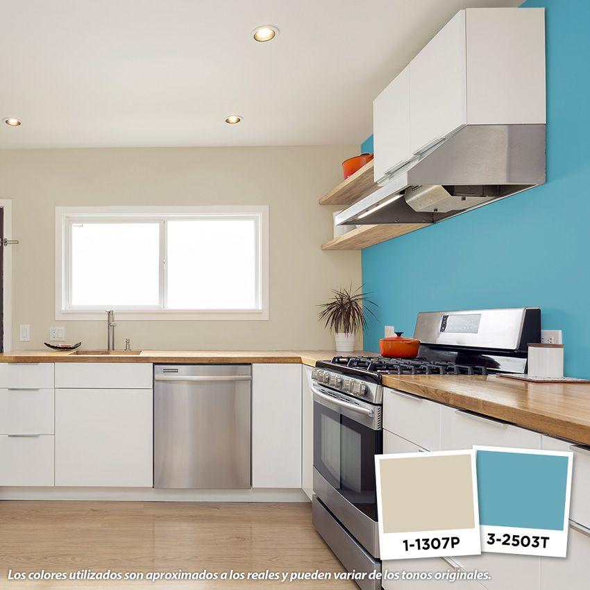 Las tonalidades neutras como el beige son muy vers tiles for Colores para cocina comedor