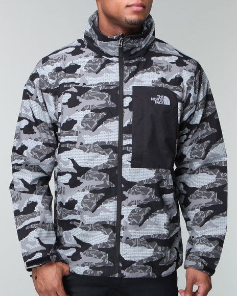 365afd4ee27f IndiaViolet Shop  The North Face Men Geosphere Hydrenalite Camo Jacket -  Outerwear