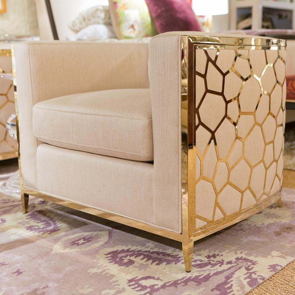 Ice Breaker Chair Caracole Furniture Caracole Furniture White Furniture Living Room Living Room Sofa Design