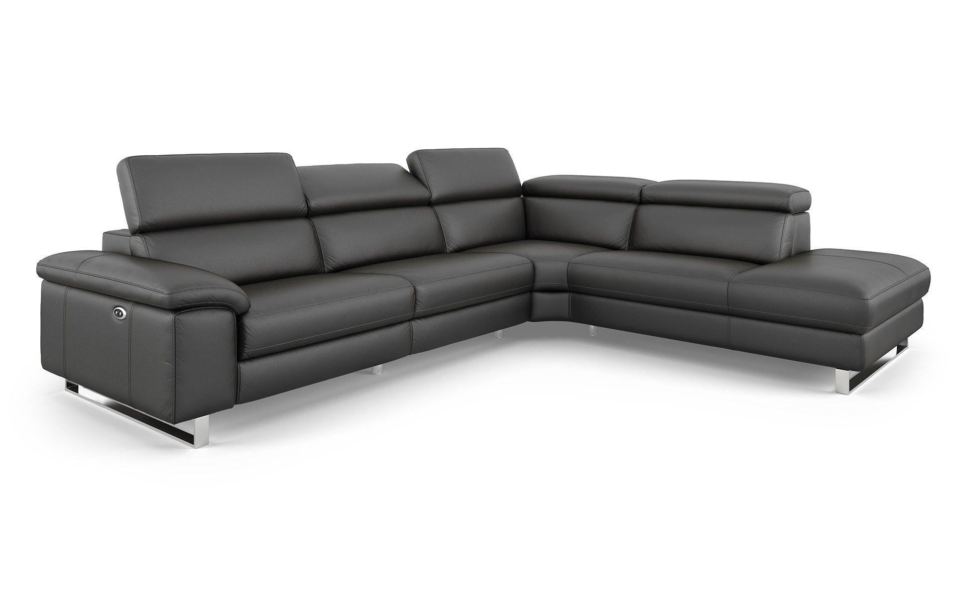 Savona Designer Ecksofa Elegantes Wohnzimmer Wohnzimmer Lounge
