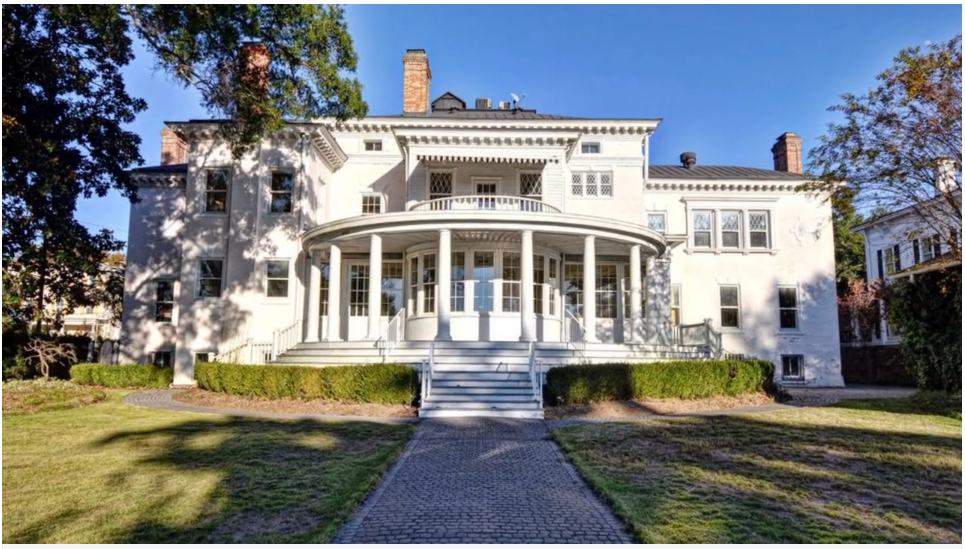 Prime Dudley Mansion For Sale Wilmington North Carolina Beutiful Home Inspiration Aditmahrainfo