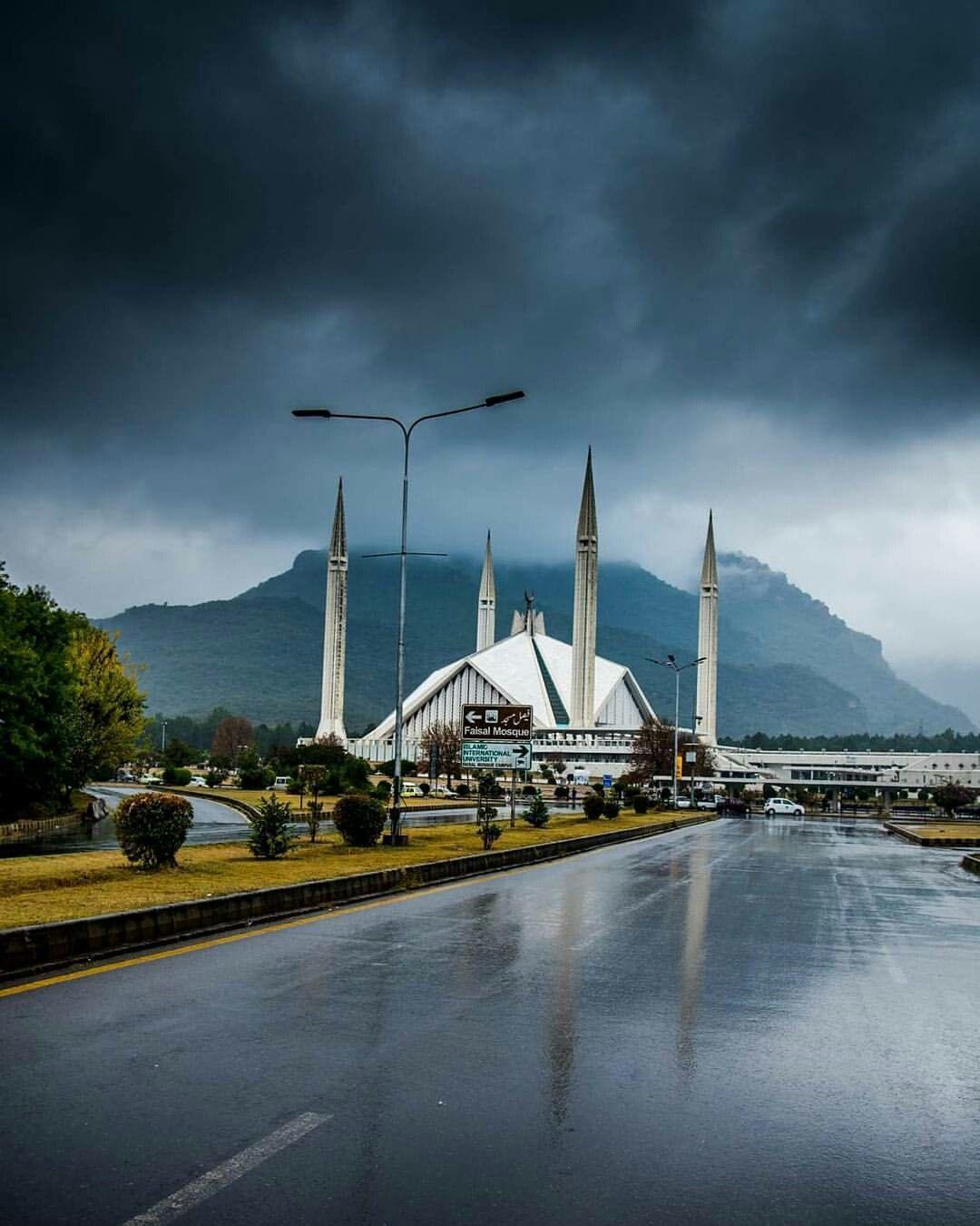 Faisal Masjid Islamabad Pakistan Tourism Islamabad