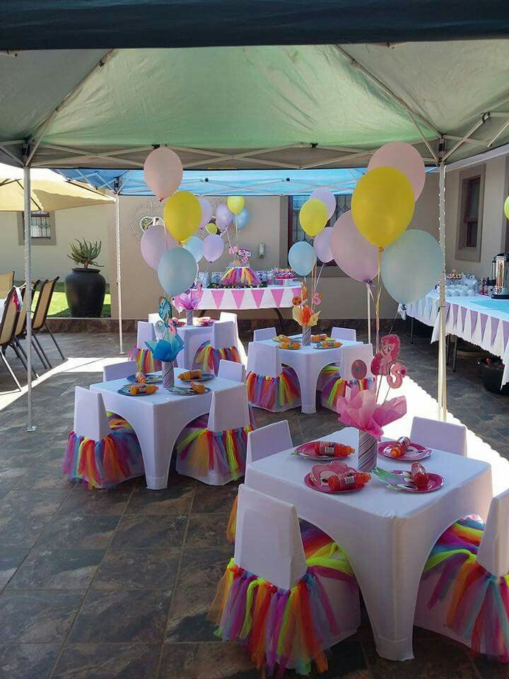 My Little Pony Party Table Decor Rainbow Party My Little Pony