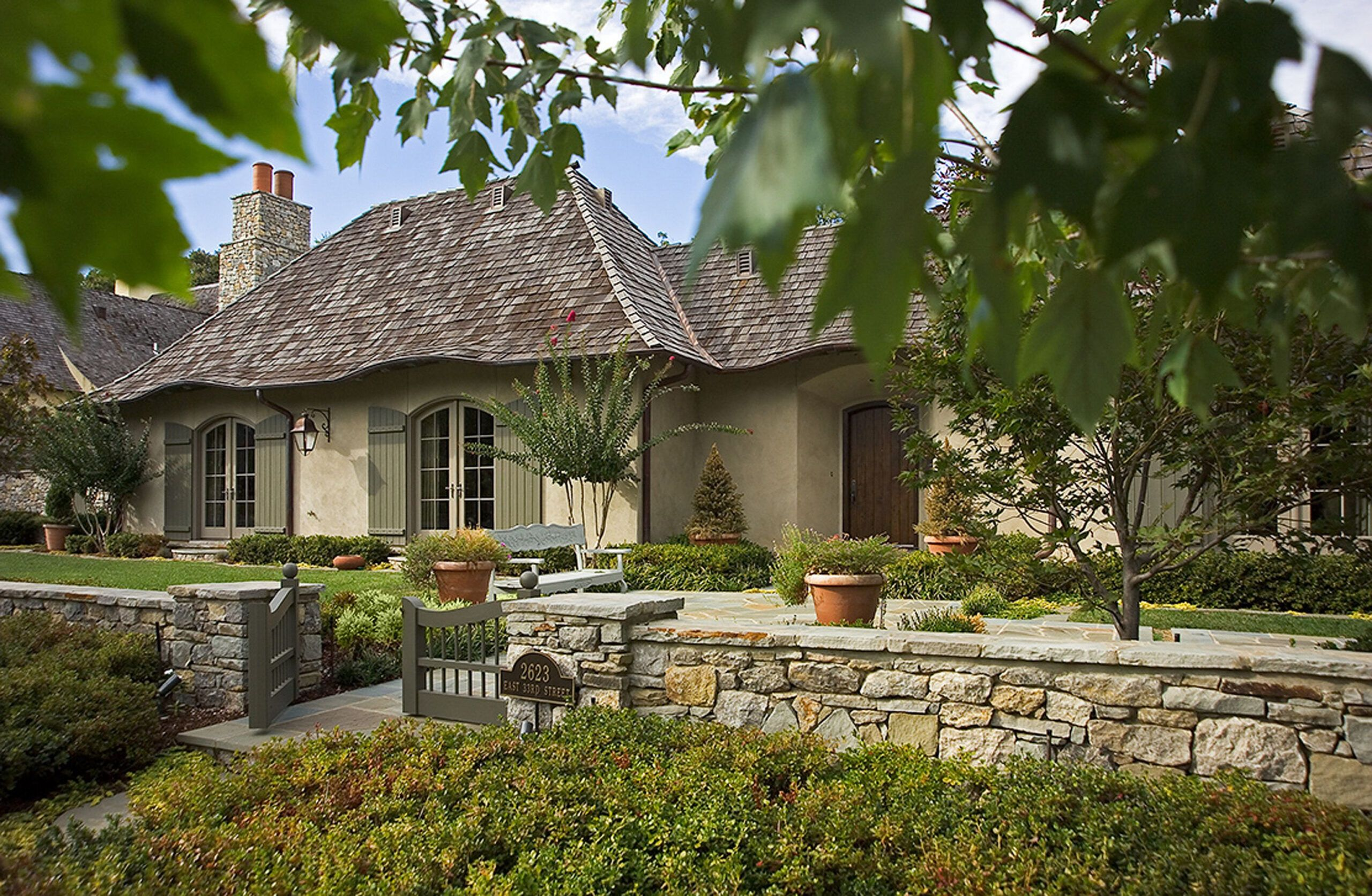 French Country House Plans Jack Arnold French Country House Plans French Country House French Country Exterior