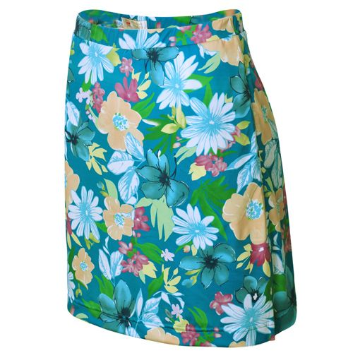 Lovely skirt for a pretty lady in the court! Monterey Club Ladies Golf Skort - Floral Print (Assorted Colors) #Sports #Outfit #Ladies #Fashion #Apparel #Golf #Flowers