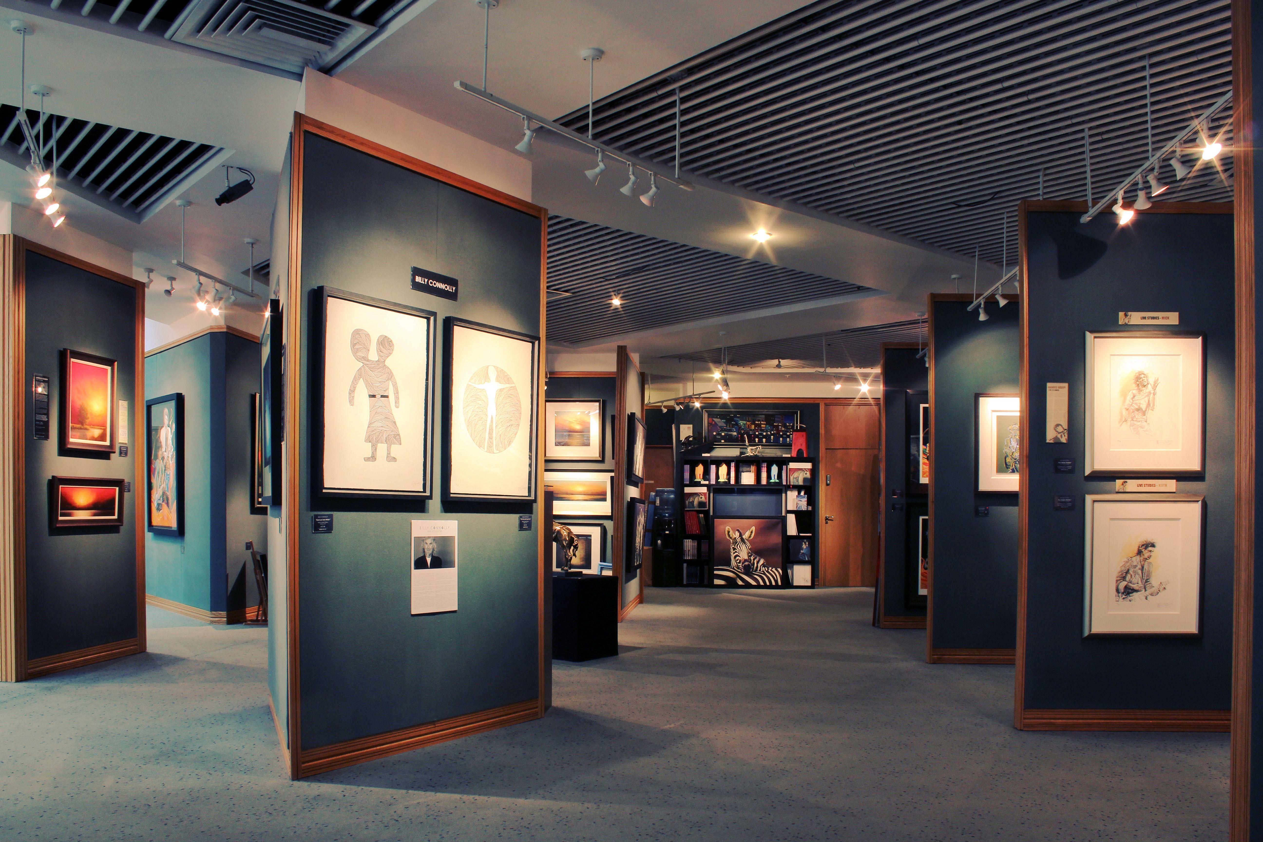 Castle Fine Art Icc Birmingham Galleries