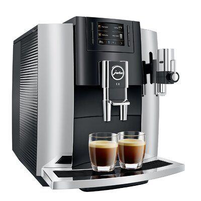 Jura JURA E8 | Perigold #automaticespressomachine