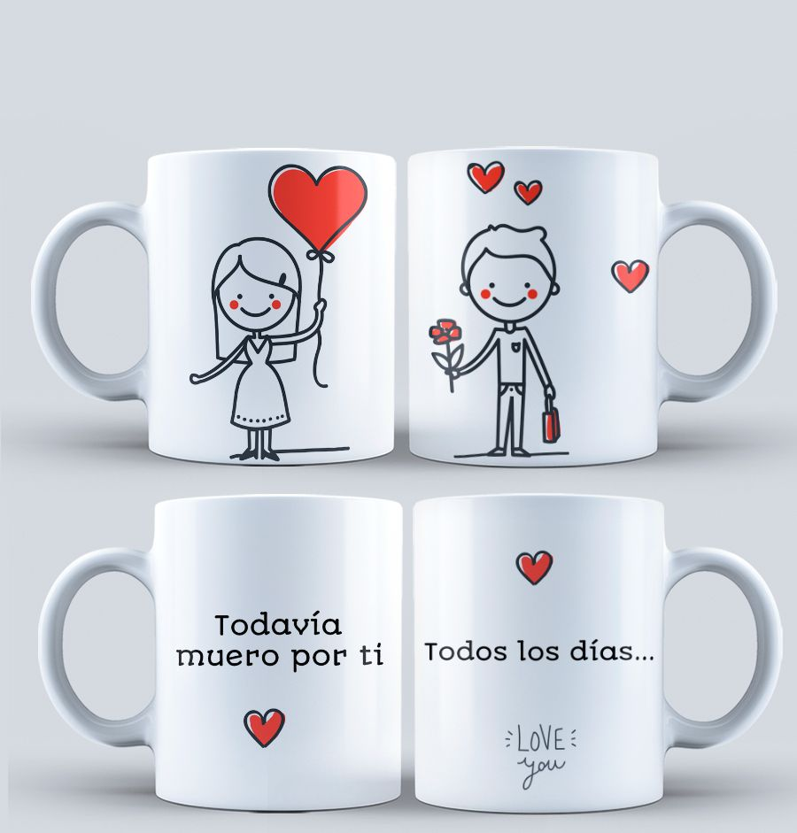 Templetes for mugs couples for sublimation dise os para for Disenos para tazas