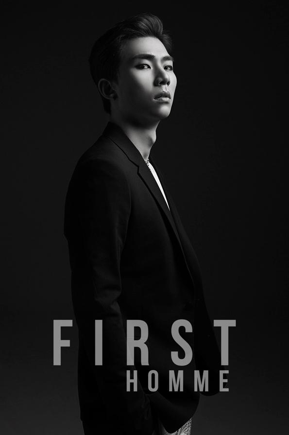 Znalezione obrazy dla zapytania ze:a Junyoung first homme photoshoot